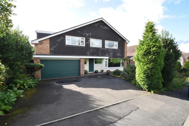 Thumbnail Detached house for sale in Rye Close, Droitwich