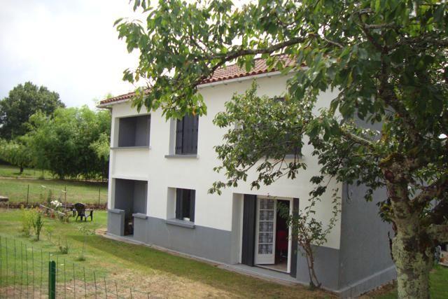 Thumbnail Detached house for sale in La Roche Chalaia, La Roche-Chalais, Saint-Aulaye, Périgueux, Dordogne, Aquitaine, France