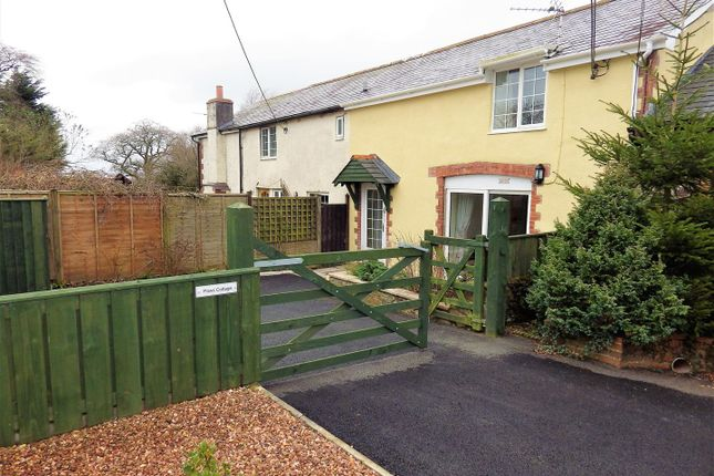 Thumbnail Barn conversion to rent in Roborough, Winkleigh