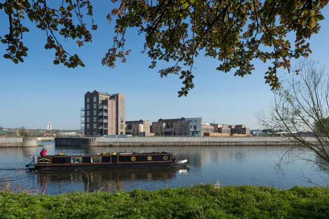 Thumbnail Flat for sale in Portside Street, Trent Basin