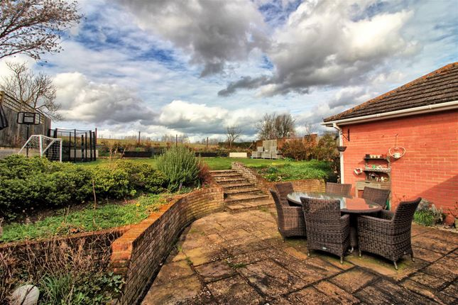 Thumbnail Detached bungalow for sale in Aspenden, Buntingford