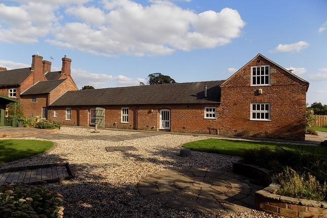 Thumbnail Barn conversion for sale in Derby Road, Ashbourne
