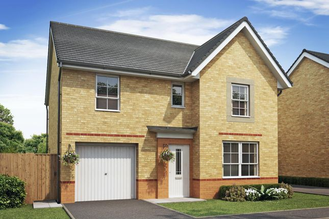 "Detached house for sale in ""Ripon"" at Ponds Court Business, Genesis Way, Consett"