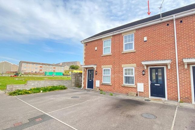 Thumbnail Terraced house for sale in Gibbons Way, North Cornelly, Bridgend, Bridgend County.