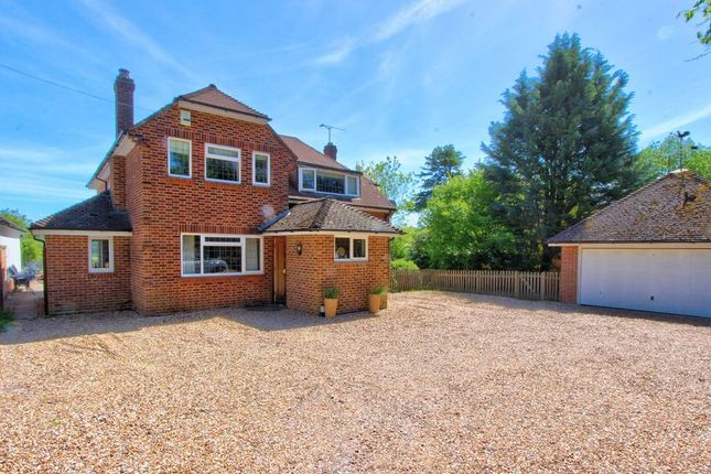 Thumbnail Detached house for sale in Rownhams Lane, Rownhams, Hampshire