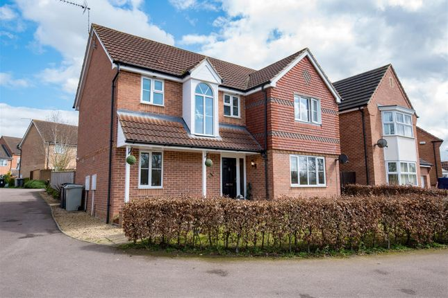 Thumbnail Detached house for sale in Halifax Road, Spilsby