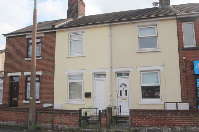 Thumbnail Terraced house for sale in London Road, Colchester