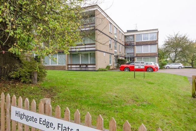 Front External A of Highgate Edge, Great North Road, London N2