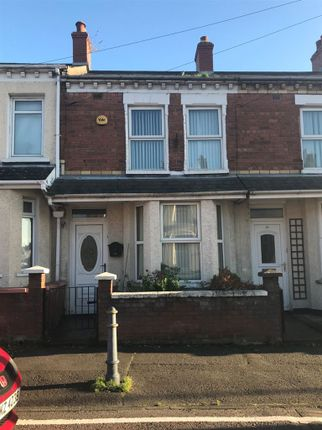 Thumbnail Terraced house to rent in London Road, Ravenhill, Belfast