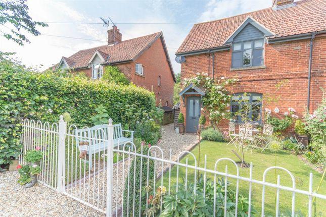 Thumbnail Semi-detached house for sale in Gateley, Dereham