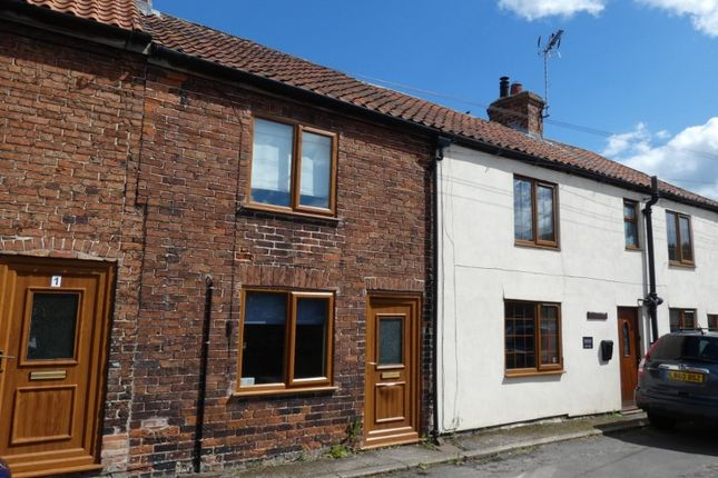 1 bed terraced house to rent in Slayes Lane, Misson DN10 6Dy