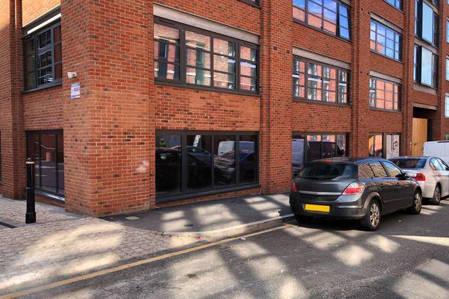 Thumbnail Retail premises for sale in Unit 1 The Kettleworks, Jewellery Quarter, Birmingham