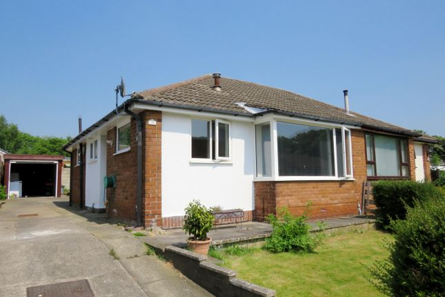 Thumbnail Bungalow to rent in Hall Park Avenue, Crofton, Wakefield