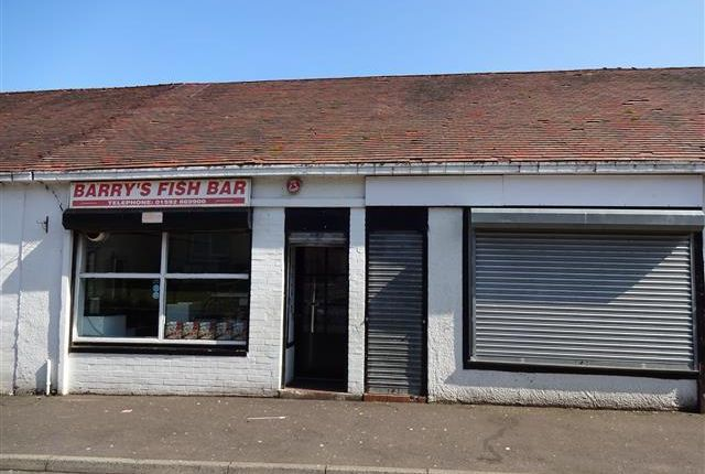 Thumbnail Retail premises for sale in Ballingry, Fife