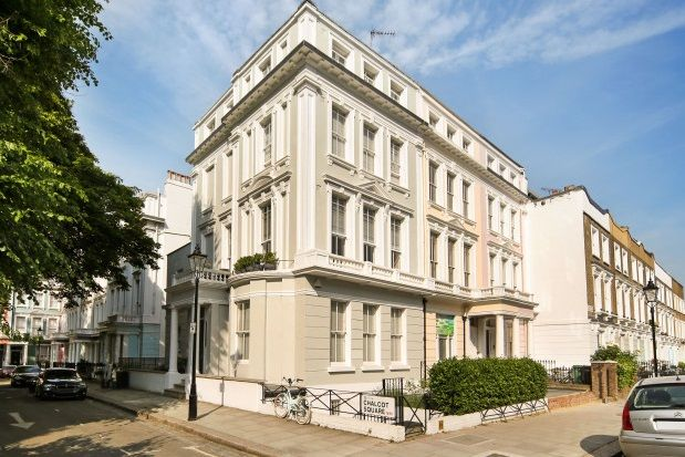 Thumbnail Property to rent in Chalcot Square, London
