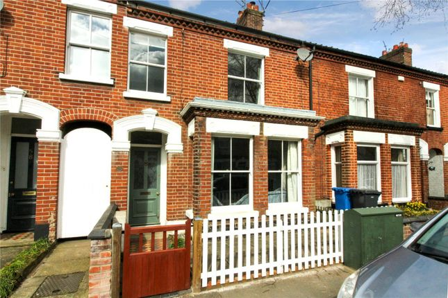 Thumbnail Terraced house for sale in Muriel Road, Norwich