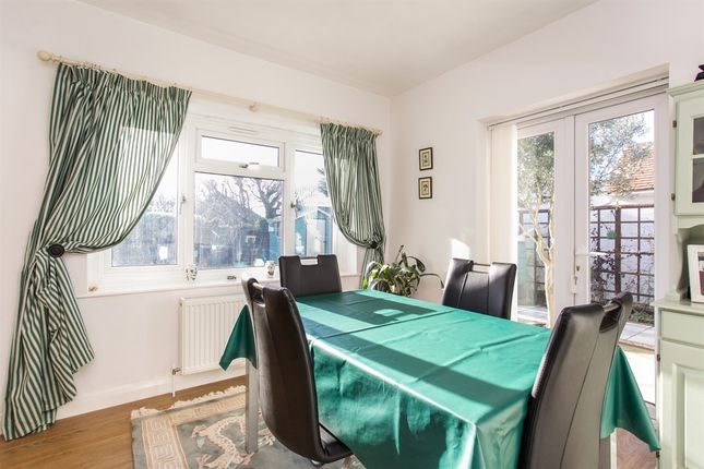Thumbnail Detached bungalow for sale in Tamarisk Way, Ferring, Worthing
