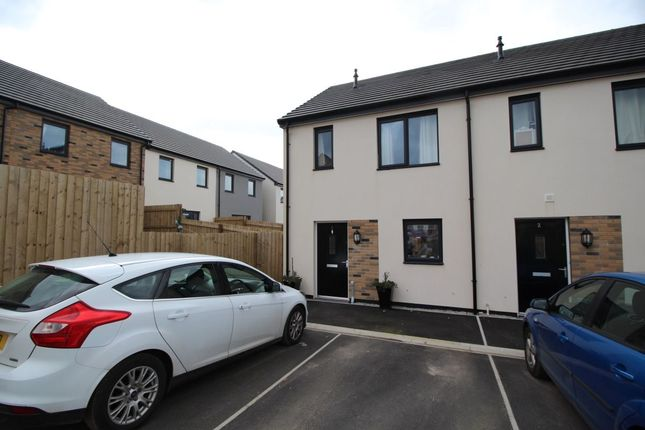 Thumbnail Terraced house for sale in Hull Road, Camborne