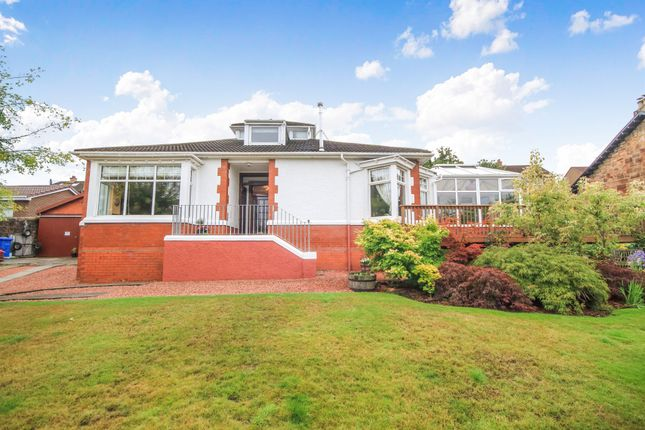 Thumbnail Detached house for sale in Crosshill Drive, Rutherglen, Glasgow