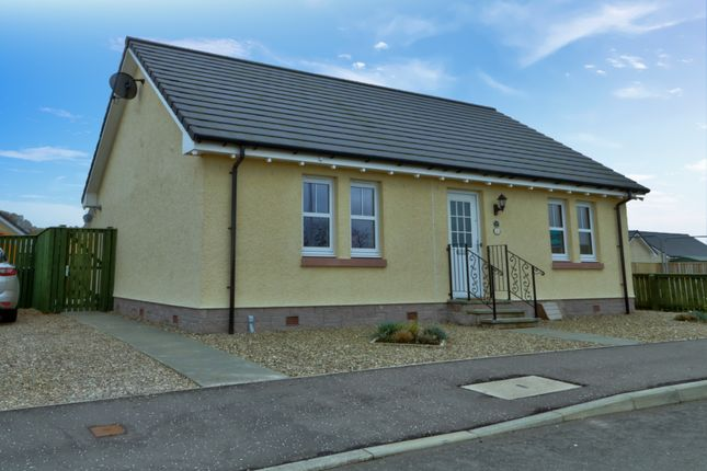 Front Exterior of Pine Way, Friockheim, Arbroath DD11