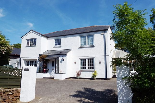 Detached house for sale in Penhallow, Truro