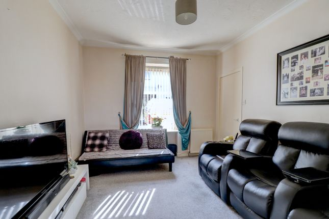 Living Room of Trongate, Stonehouse, Larkhall ML9