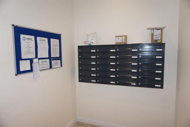 Post Boxes of Stone Mills, Court Street, Trowbridge BA14