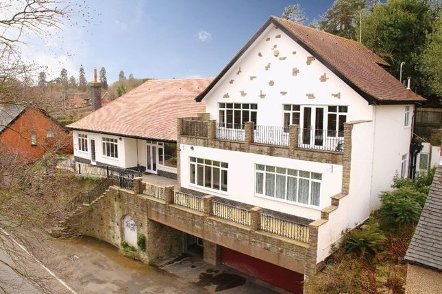 Thumbnail Detached house for sale in Newtown, Market Drayton