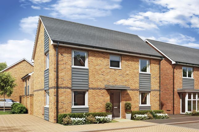 Thumbnail Detached house for sale in Cadet Drive, Shirley, Solihull