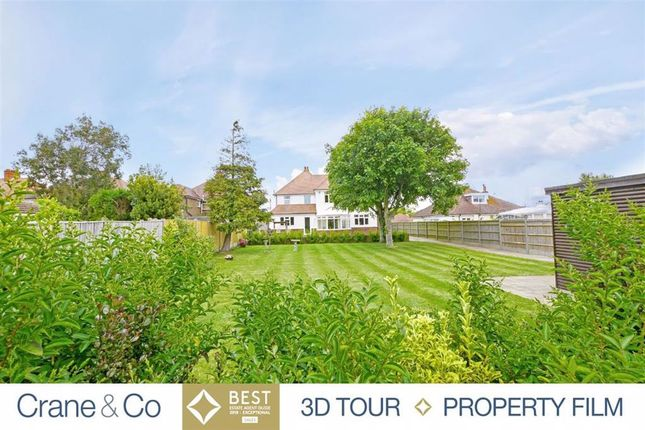 Thumbnail Detached house for sale in Eastbourne Road, Polegate