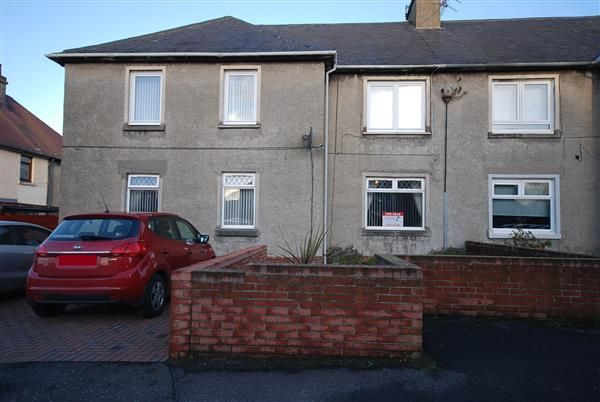 Thumbnail Flat for sale in Hunter Place, Kilwinning