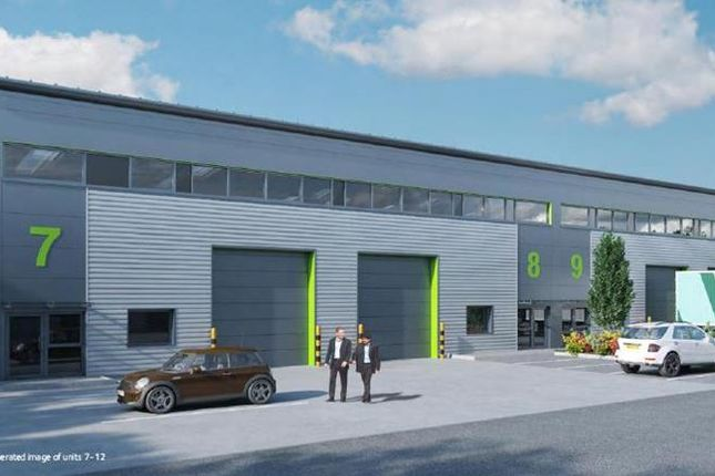 Thumbnail Light industrial for sale in Unit 7, m2m Park, Maidstone Road, Rochester, Kent