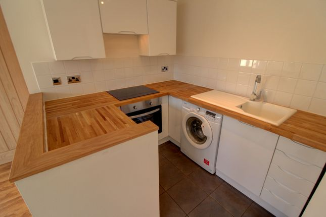 Kitchen of Temple, Ash Street, Northampton NN1
