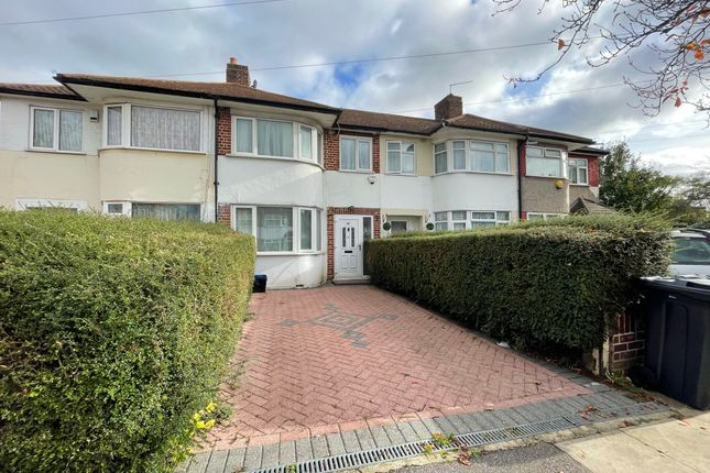 2 bed terraced house for sale in Thurlow Gardens, Hainault IG6