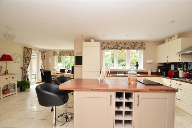 Thumbnail Detached house for sale in Meadow Way, The Acres, Horley, Surrey