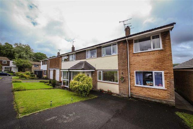 Thumbnail Semi-detached house for sale in Ambleside Avenue, Rawtenstall, Lancashire