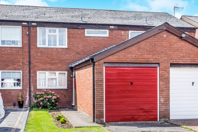 3 bed terraced house for sale in Thornton Close, Woodloes Park, Warwick