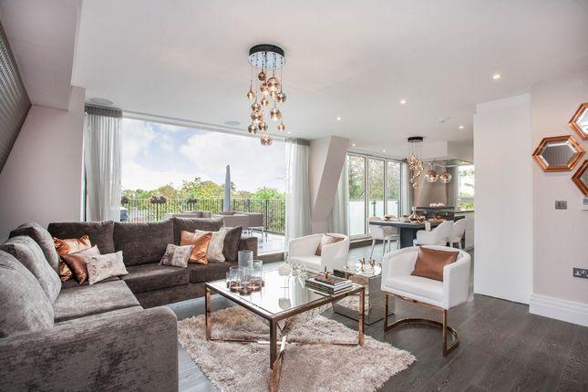 Thumbnail Flat for sale in Mulberry Court, Chislehurst Road, Chislehurst
