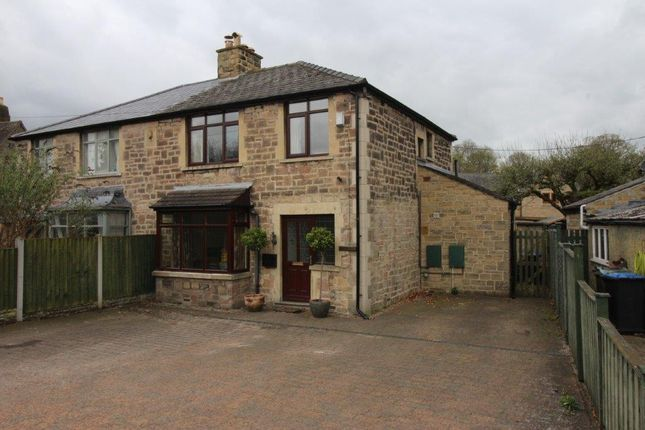 Thumbnail Semi-detached house for sale in Calver Road, Baslow