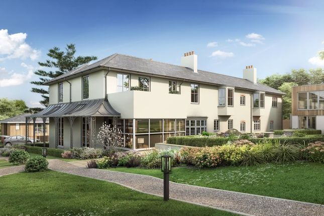 Thumbnail Property for sale in Milford House, Howarth Park, Salisbury