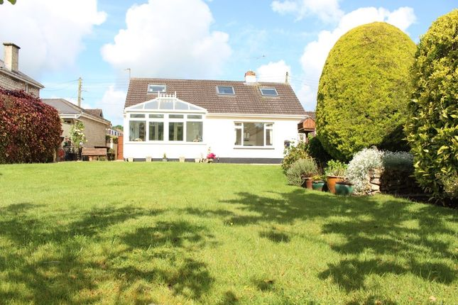 Thumbnail Bungalow for sale in Steam Mills, Midsomer Norton, Radstock