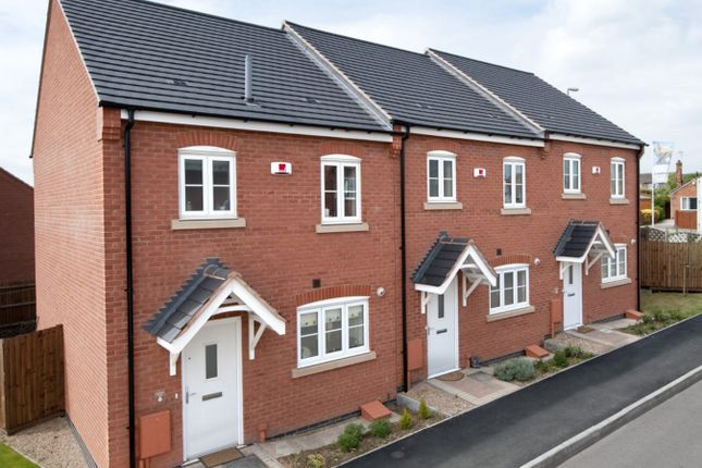 Thumbnail Semi-detached house for sale in Off Cropston Road, Anstey