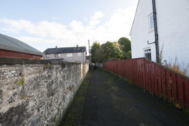 Access Path 2 of 11 Mercer Street Kincardine, Clackmannanshire 4Nl, UK FK10