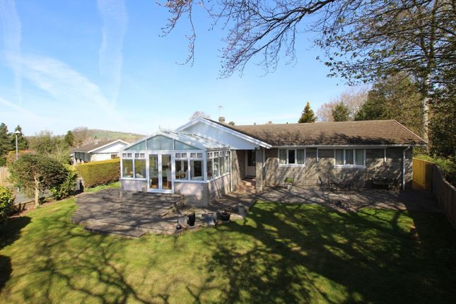Thumbnail Detached bungalow for sale in Maescelyn, Brecon
