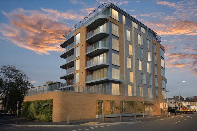 Thumbnail Flat for sale in Verdant Mews, 2 Hampden Road, Kingston-Upon-Thames