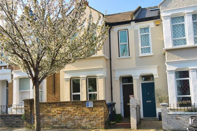 Thumbnail Terraced house for sale in Leythe Road, London