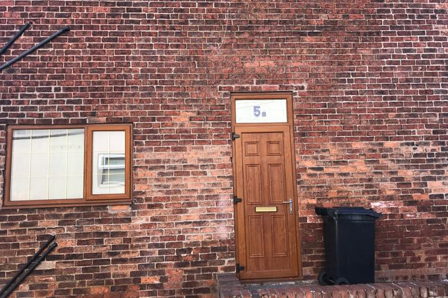 1 bed flat to rent in The Bungalows, Sheffield Road, Killamarsh, Sheffield S21