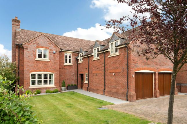 Thumbnail Detached house for sale in The Maltings, Earlswood, Solihull