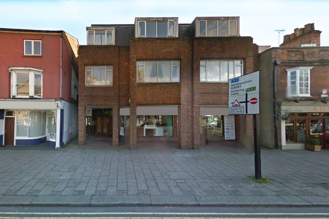 1 bed flat to rent in St. Peters Street, Bedford MK40