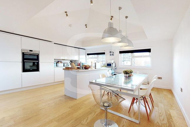 Thumbnail Flat for sale in Abercorn Place, St Johns Wood